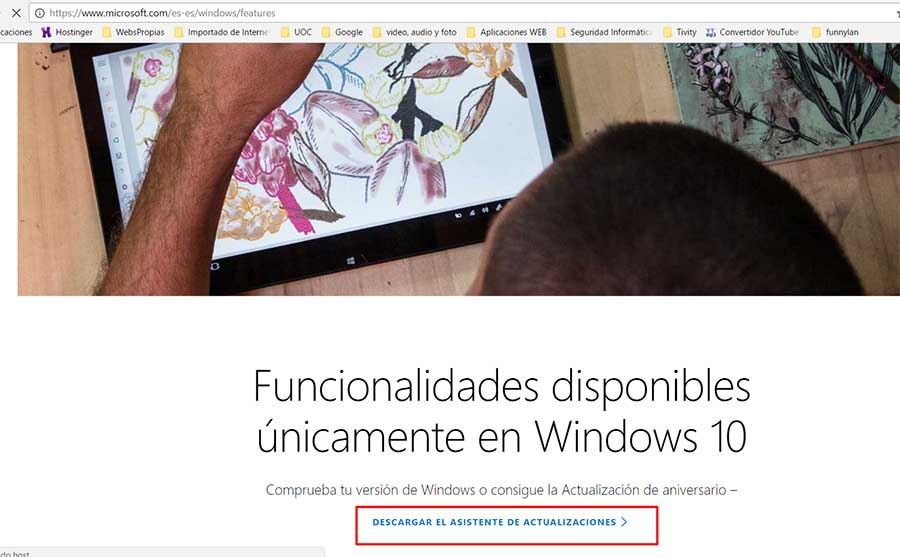 Como actualizar a Windows 10 Aniversario 2